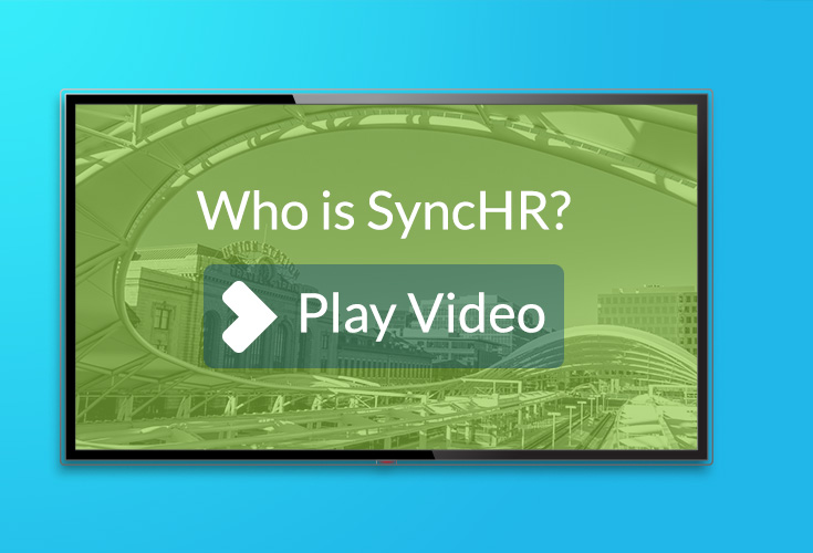 Watch 'Who is SyncHR' Video