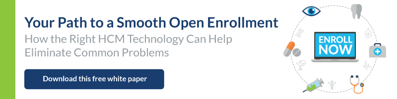 Got Benefits? HCM Software Makes Open Enrollment Easier