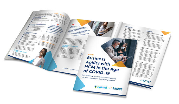 Business agility when you need it most