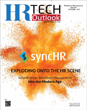 HR Tech Outlook Nov. 2017 Magazine Cover